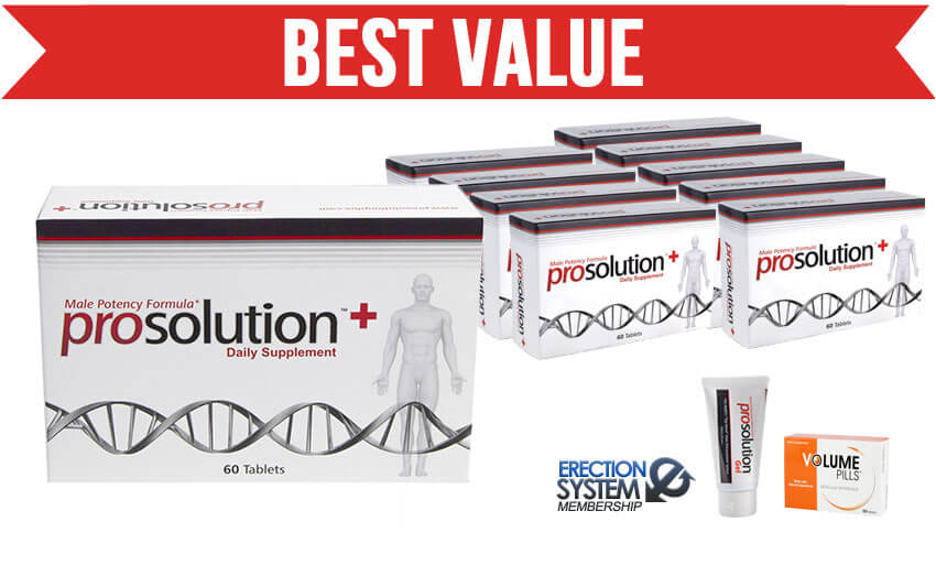 Order Prosolution Plus 12 Months Package