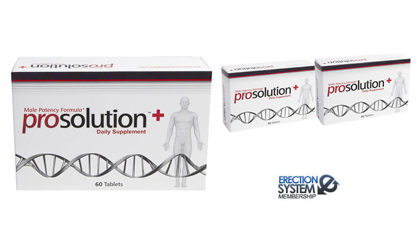 Order Prosolution Plus 3 Months Package