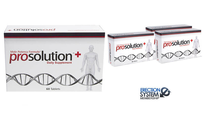 Order Prosolution Plus 4 Months Package