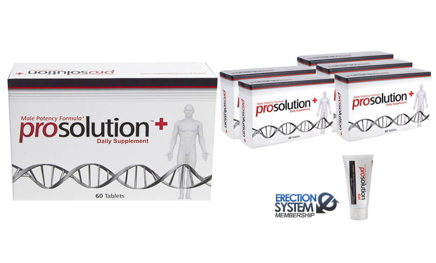 Order Prosolution Plus 6 Months Package